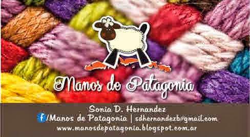MANOS DE PATAGONIA