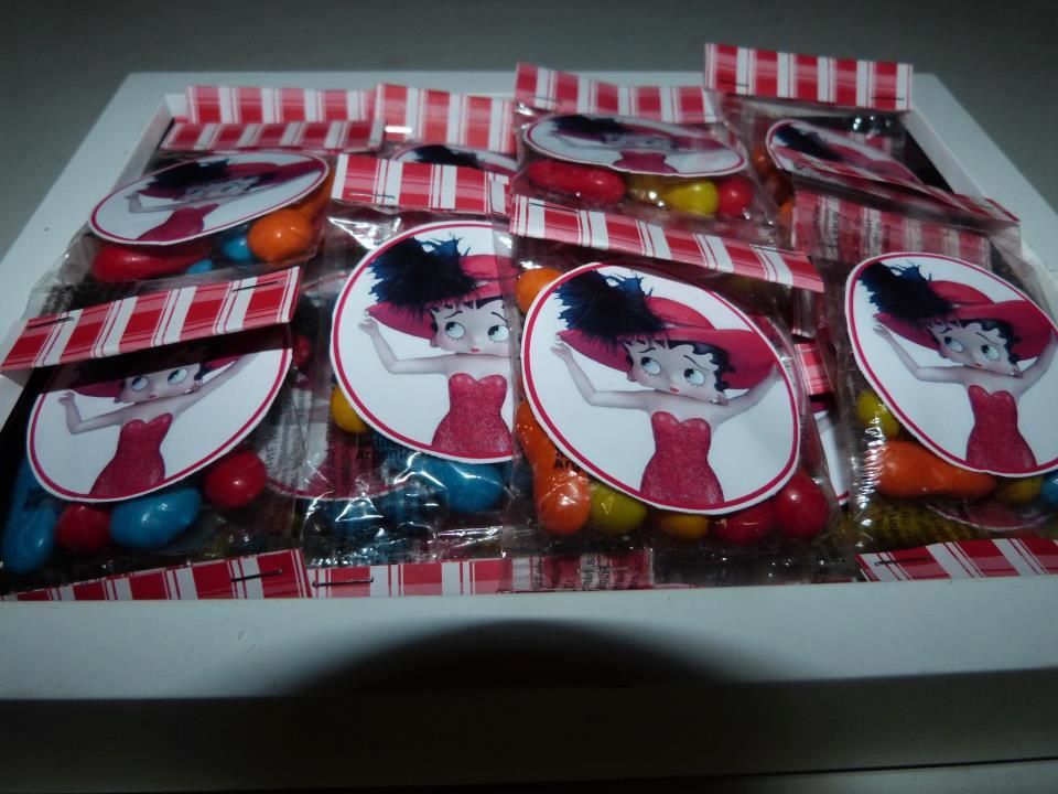 Ideas para tus Fiestas Infantiles: Fiesta de Betty Boop