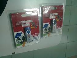 USB INTERNET TV RADIO (harga Rm85)