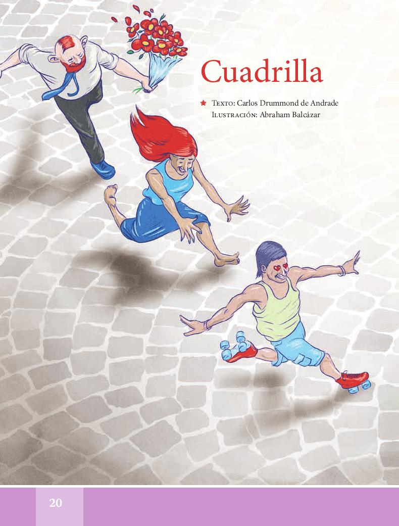 Cuadrilla - Español Lecturas 5to 2014-2015
