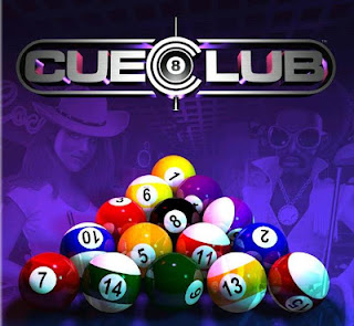 Cue Club 8 Snooker Game for pc
