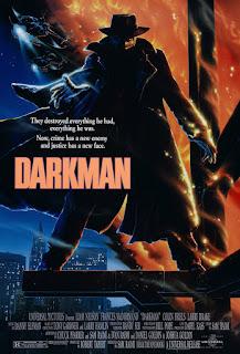 Darkman: El Rostro de la Venganza (El Hombre sin Rostro) Poster