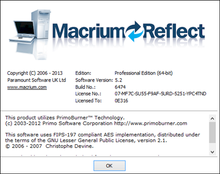 Macrium+Reflect+Professional+v5.2.6474