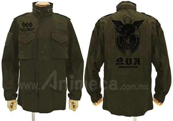 666th TSF Squadron M-65 Jacket / Moss Schwarzesmarken