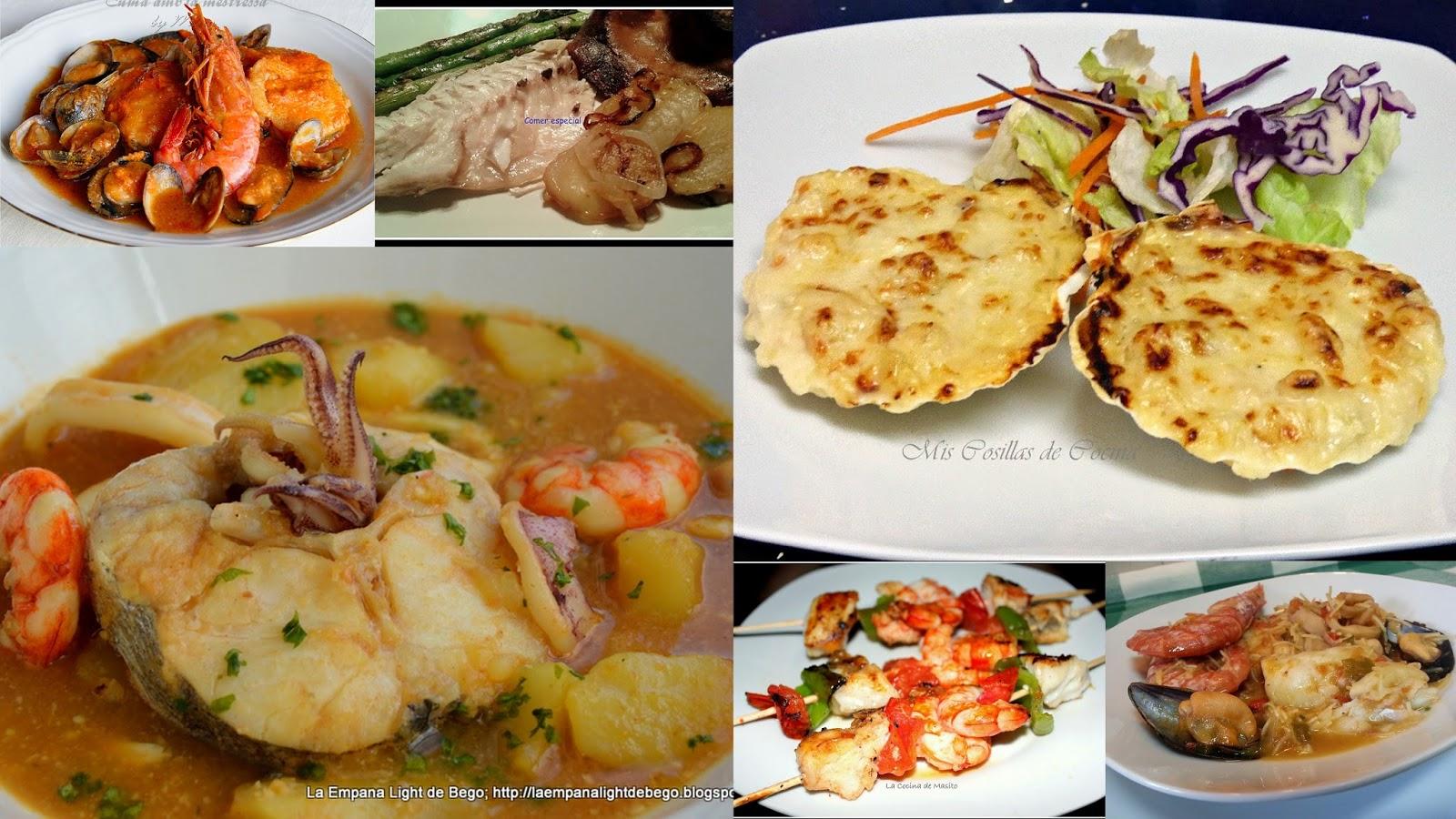 la empana light de bego 6 recetas especiales de pescado