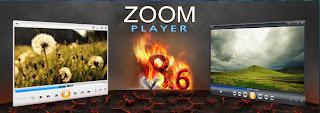 برنامج زووم بلاير لتشغيل الافلام والموسيقي Free Download Zoom Player 2013