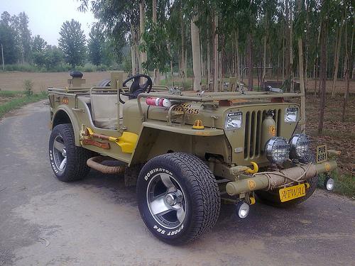 Pics For Gt Punjabi Landi Jeep Price