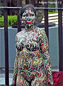 Body Paint Urbano