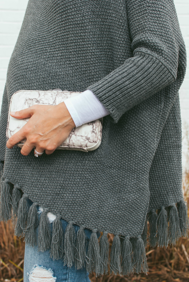 Grey Poncho, Carolina Style Connection