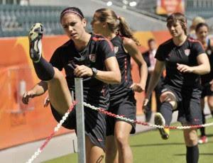 Berita bola-Bodi Molek Para Pesepakbola Wanita AS