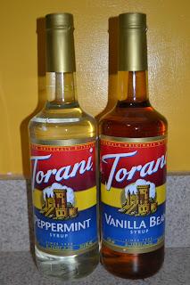 A Taste of Torani Syrups
