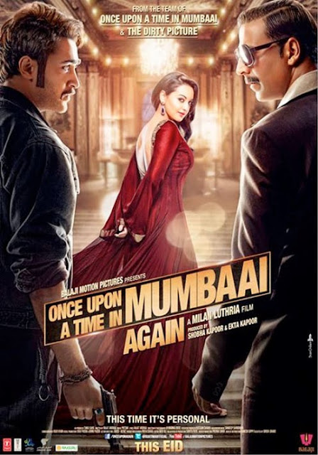 Once Upon a Time in Mumbaai Again Movie Posters