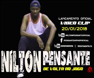 Nilton Pensante - De Volta Ao Jogo 20/01