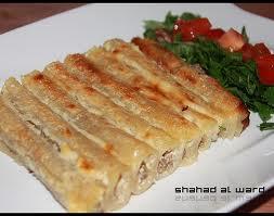 لفائف السمبوسة بالجبنة من اكلات سحور رمضان