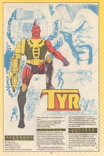Tyr (ficha dc comics)