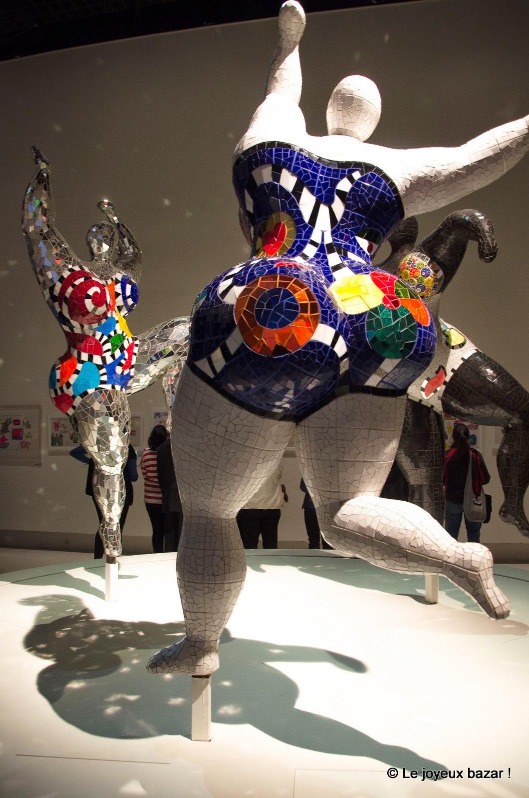 Niki de Saint Phalle  - nanas