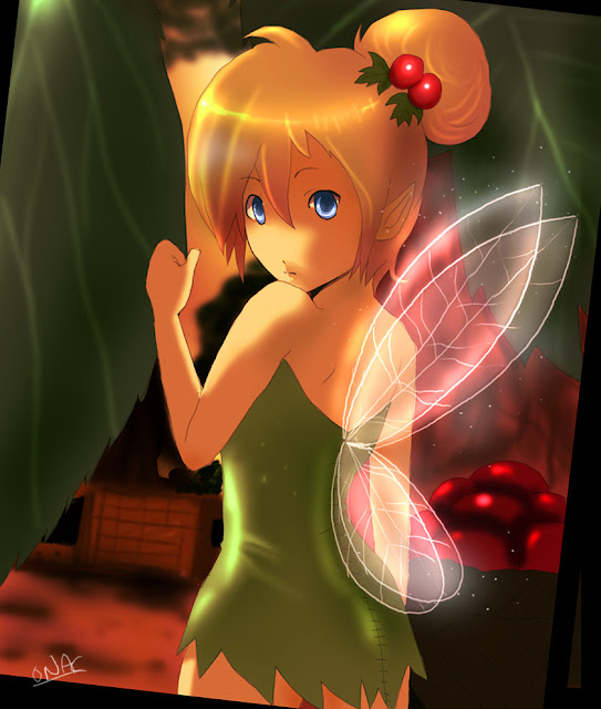 Tinker bell por onac911