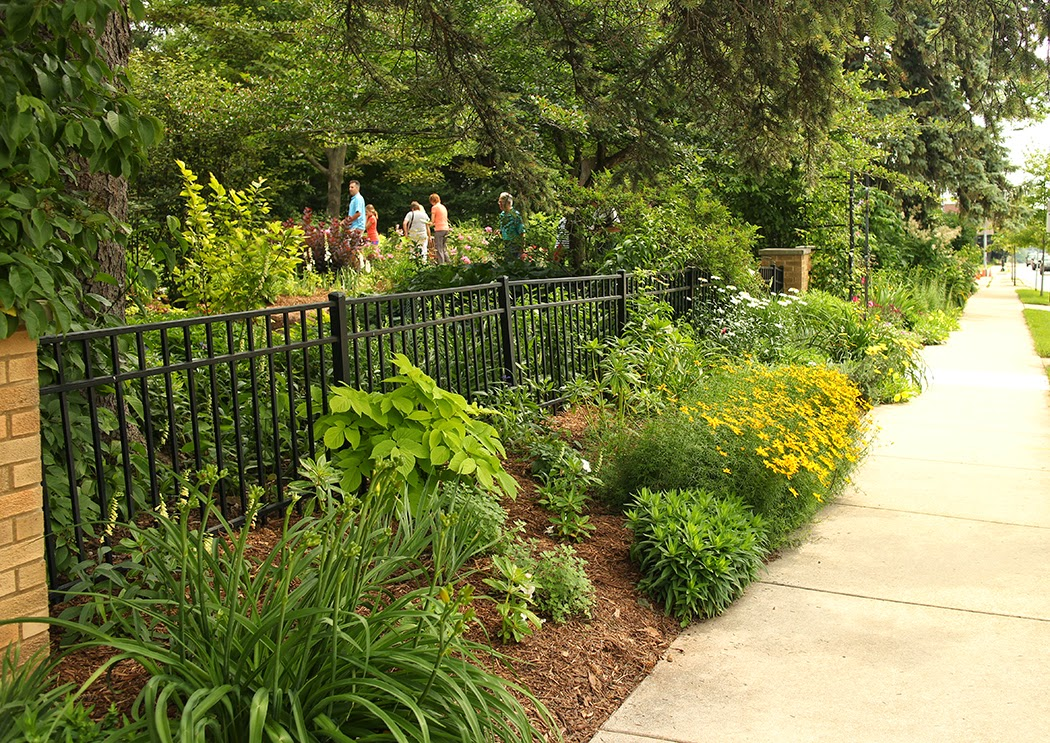 Garden tour - The Impatient Gardener