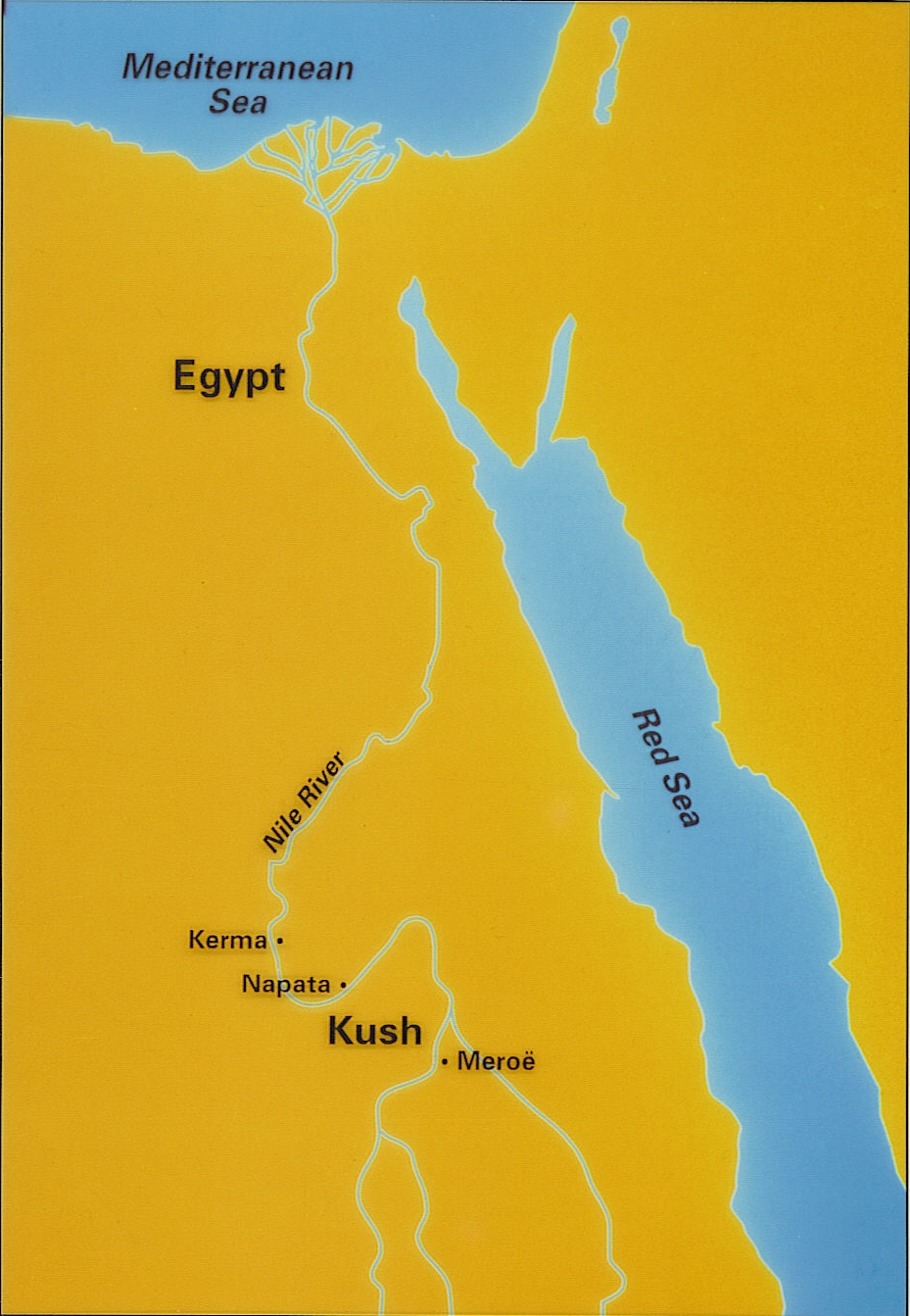 Museum Africa Origins of Museum Africa The Kingdom of Kush