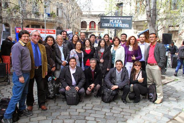 Galeria de fotos | Acto Colegio de Periodistas