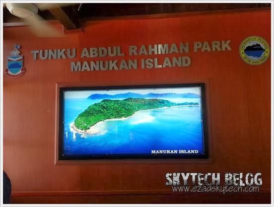 Visit Malaysia 2014 - Pulau Manukan, Sabah