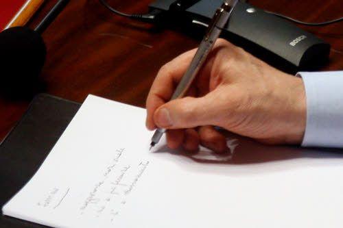 come scrivere ed impostare una lettera