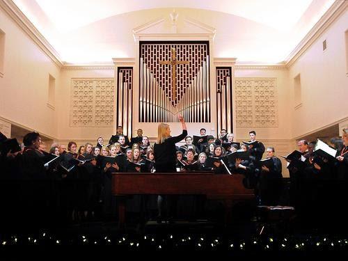 Union Singers, Union Hrmony, Regional Chorus