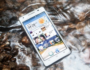 Launch Telephone Honor 3 in China