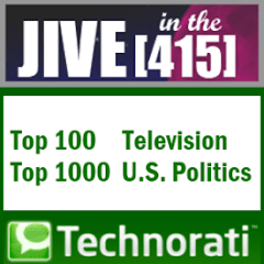 Technorati Authority Ranking