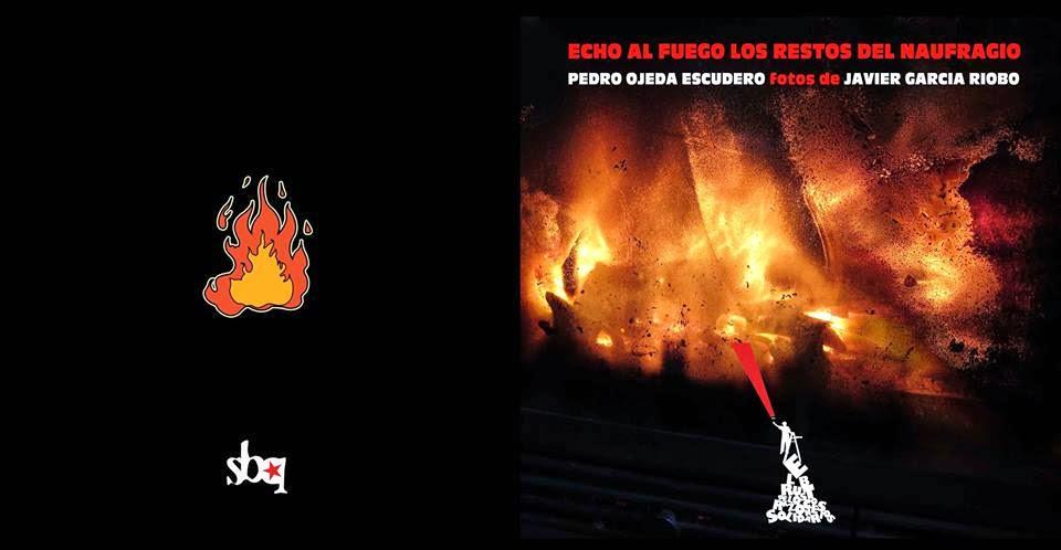 Echo al fuego los restos del naufragio, diario poético en verso y prosa para tiempos de crisis
