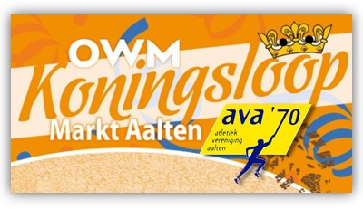 OWM Koningsloop Aalten 27 april