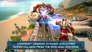 Iron Man 3 - The Official Game v1.0.0 for iPhone/iPad