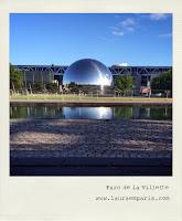 Parc de la Villette © Laura Prospero