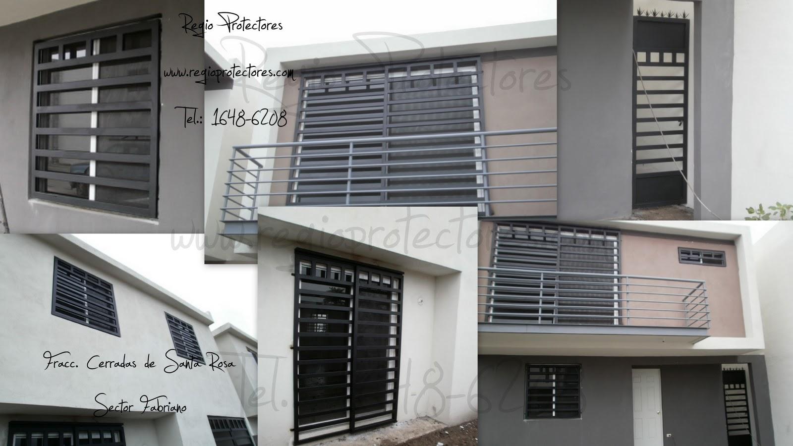 Rejas herreria seguridad blindaje de puertas escaleras - Rejas de diseno moderno ...