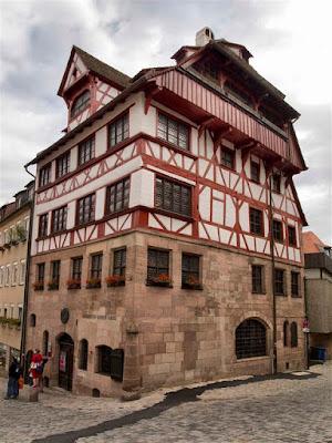 Casa de Durero en Núremberg