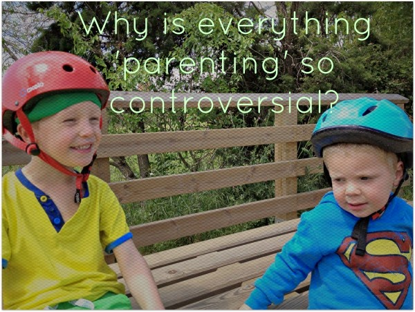 Snotty Noses- Controversial Parenting