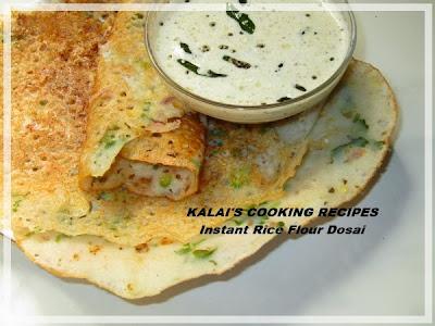 Instant Curd Rice Flour Dosa | திடீர் தயிர் அரிசிமாவு தோசை | Thayir Arisi Maavu Dosai