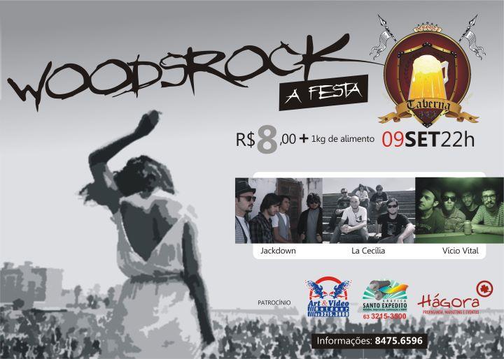 WOODSROCK - A Festa