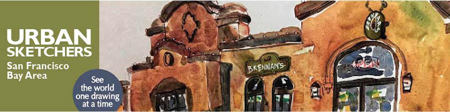 Urban Sketchers S.F. Bay Area