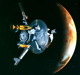 Mars and Titan probes