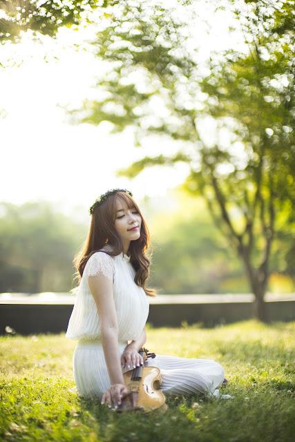 2 Ji Yeon - very cute asian girl-girlcute4u.blogspot.com