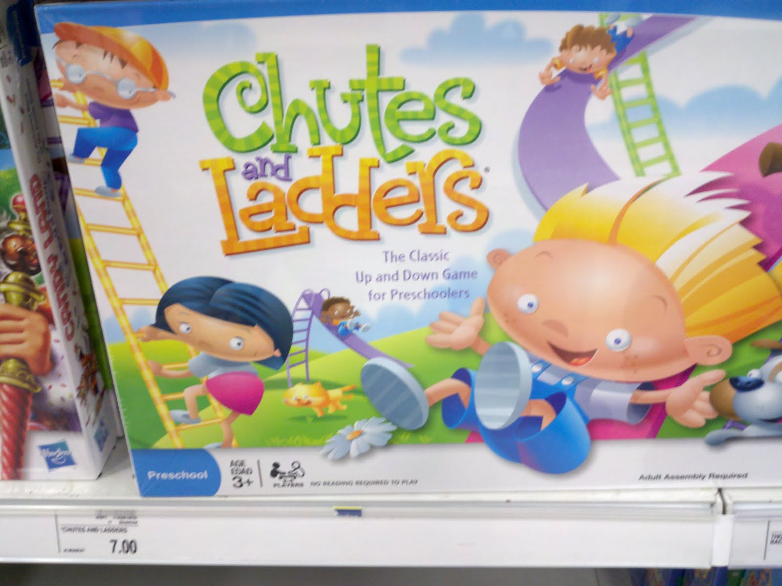 Chutes And Ladders Board Printable Chutes and ladders $7.00 $3/1 ...