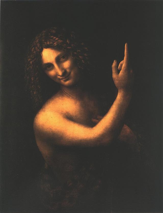 Leonardo Da Vinci Most Famous Paintings Leonardo da Vinci Pain...