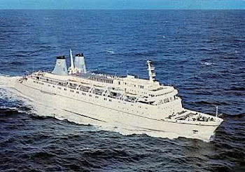 "Cruise Ferry ""EAGLE""of 1971"