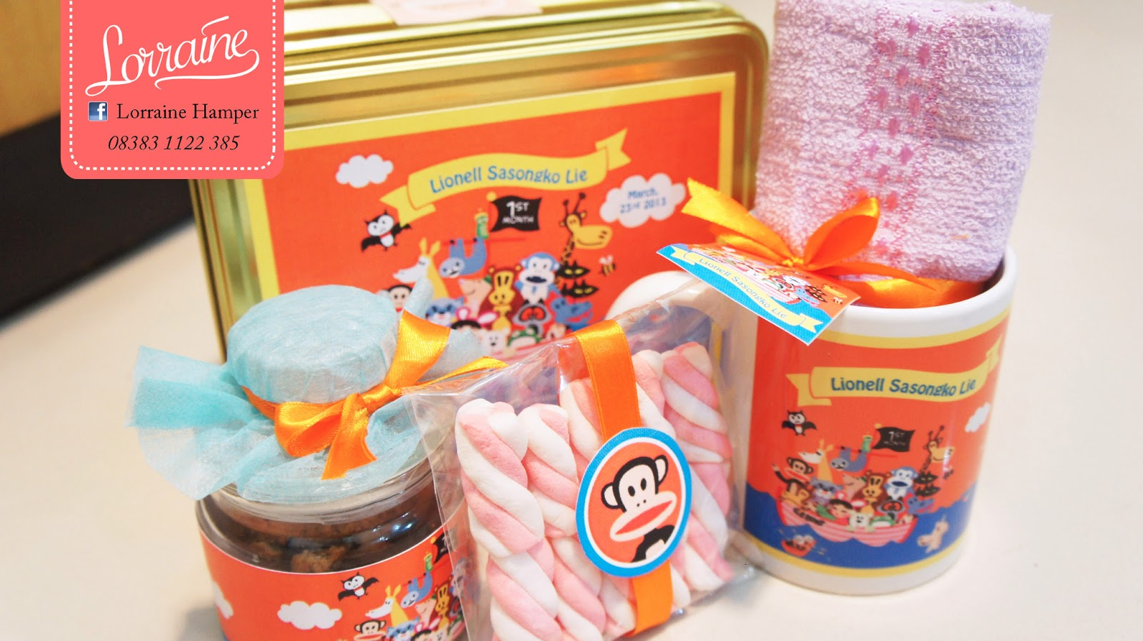 Lorraine Souvenir and Hamper: April 2013