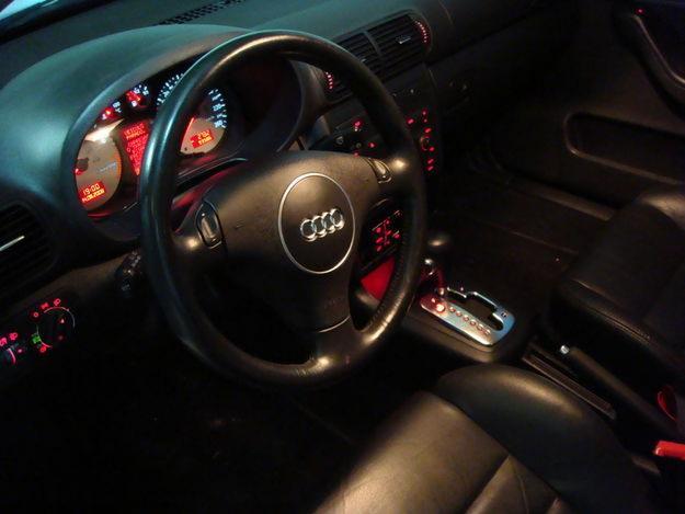 interior mobil audi a3