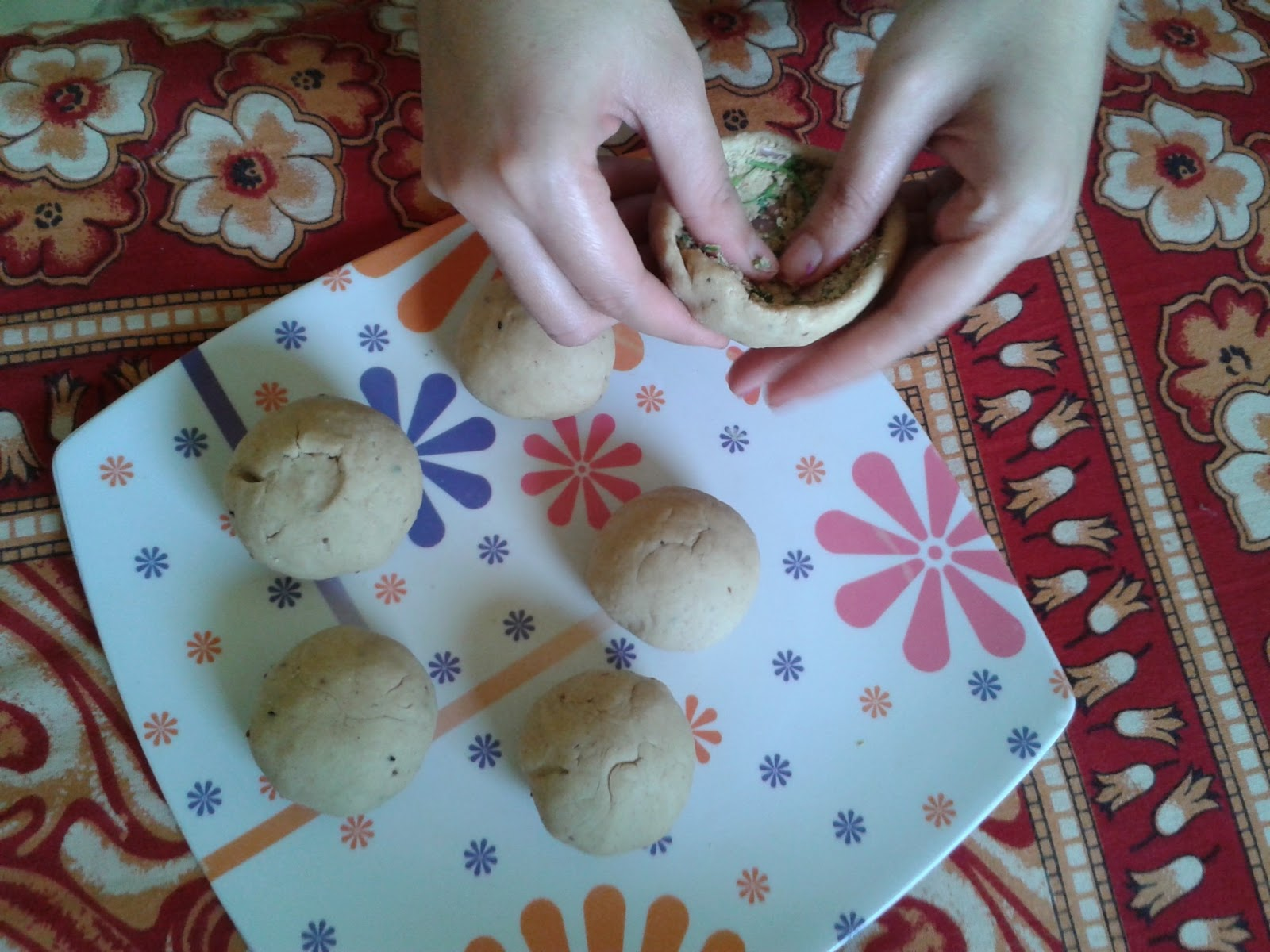 सत्तू की कचोरी - Sattu ki Kachori Recipe