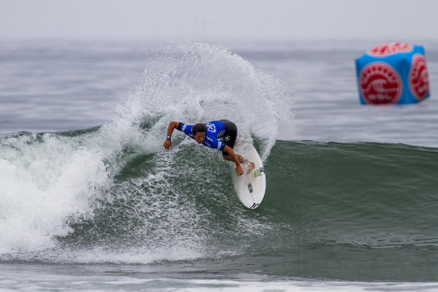4 Hiroto Ohhara JPN Vans US Open of Surfing Foto WSL Sean Rowland