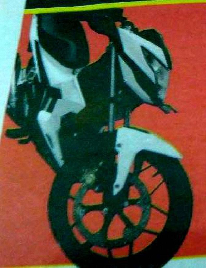 Ini dia Honda Sonic 150R . . . lawan berat Suzuki Satria FU 150 yang akan segera hadir !