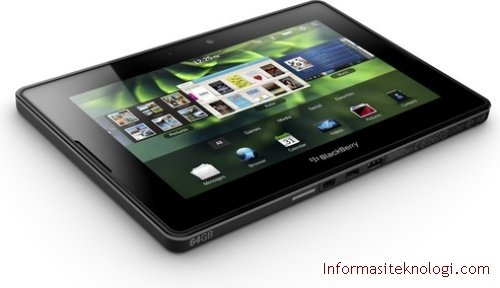 Harga BlackBerry PlayBook Tablet 16GB/32GB/64GB Spesifikasi